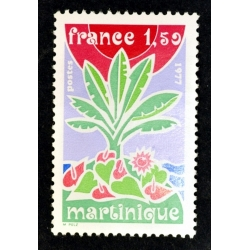 1915- La Martinique