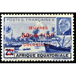 Œuvre coloniale