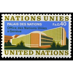 Palais des Nations - Geneve