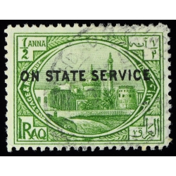 ½ a vert-olive surcharge...